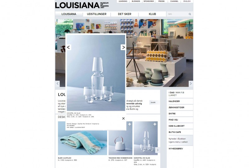 Louisiana Catalogue