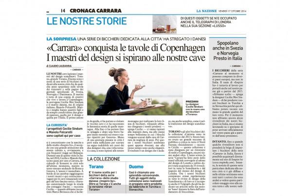 Interview La Nazionale, Italy